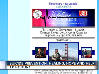 Suicide Prevention: Healing, Hope and Help