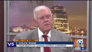 To The Point (10/28/18): Chuck Shaw