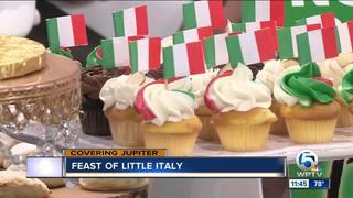 Feast of Little Italy in Jupiter Nov. 2-4