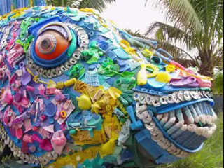 Art designed to save the seas