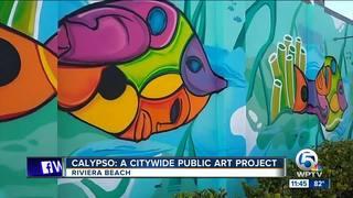 Calypso: Citywide art project in Riviera Beach