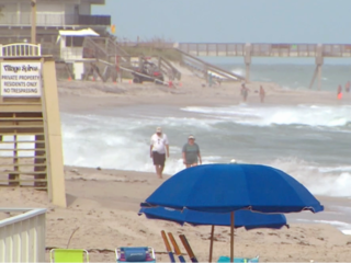 After red tide, business getting back to normal
