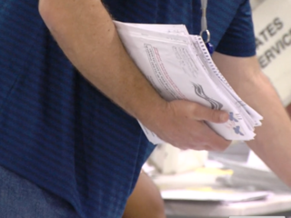 Thousands of Florida mailed ballots not counted