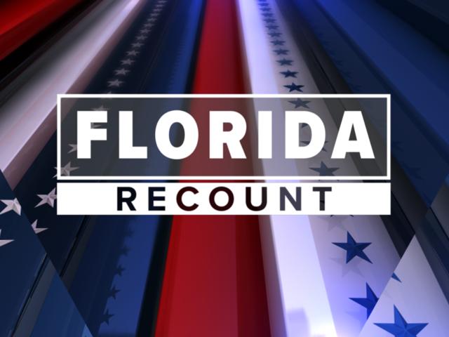 Manual recount ordered in Florida Senate race
