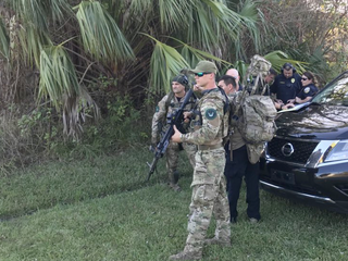 Man barricaded in Port St. Lucie surrenders