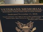 Greenacres holds first Veterans Day celebration