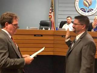 Stuart has new city manager