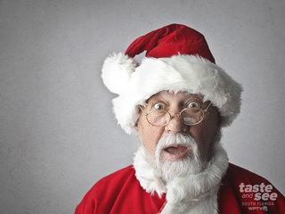 Where to spot Santa in South Florida