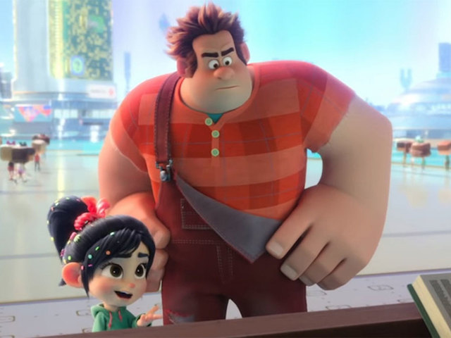 Image result for 'Ralph Breaks the Internet,' 'Creed II' lead record Thanksgiving box office