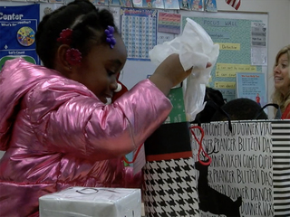 Lake Park Elementary receives holiday surprise