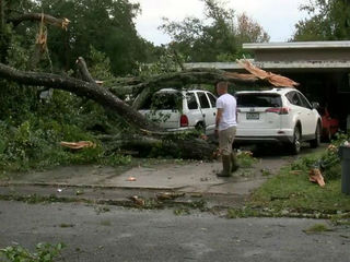 Tornado confirmed along Florida's Gulf Coast