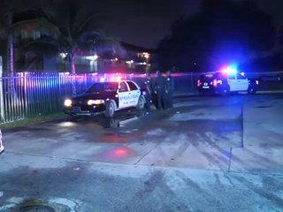 Police investigate Opa-locka shooting