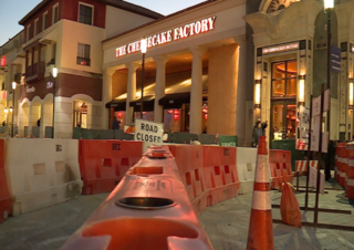 CityPlace questioned for holiday construction